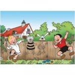 puzzelman-084-bob-et-bobette-enfants-fou-rire-99-pieces--puzzle.2008-1