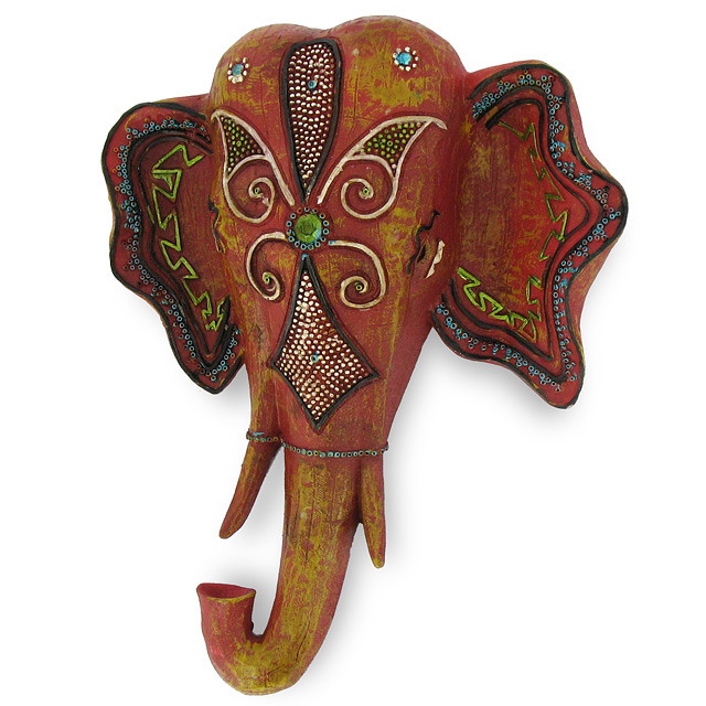 masque elephant