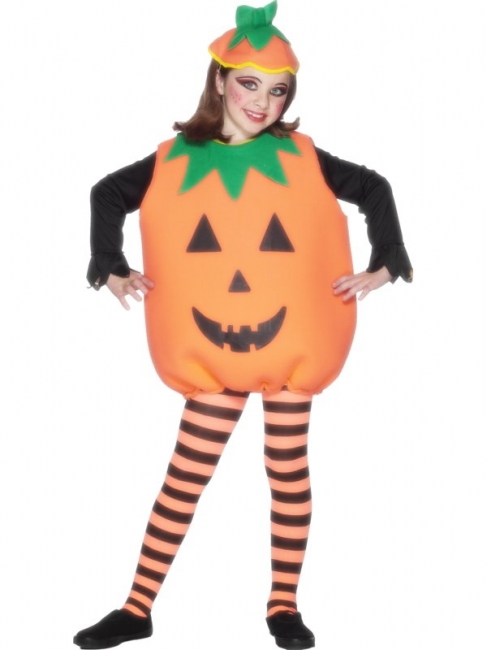deguisement citrouille halloween