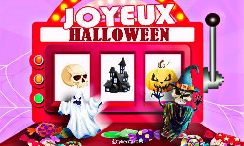 carte halloween 2020