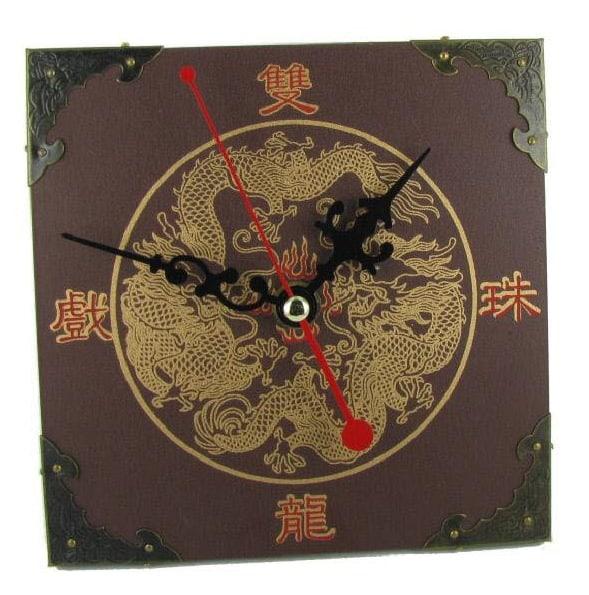 horloge asiatique