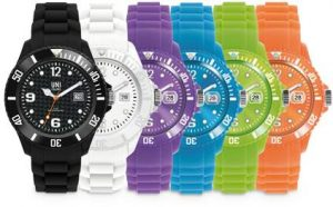 montre uni color