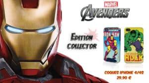 coque marvel Avengers